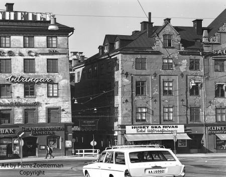 Gamla Stan 1968